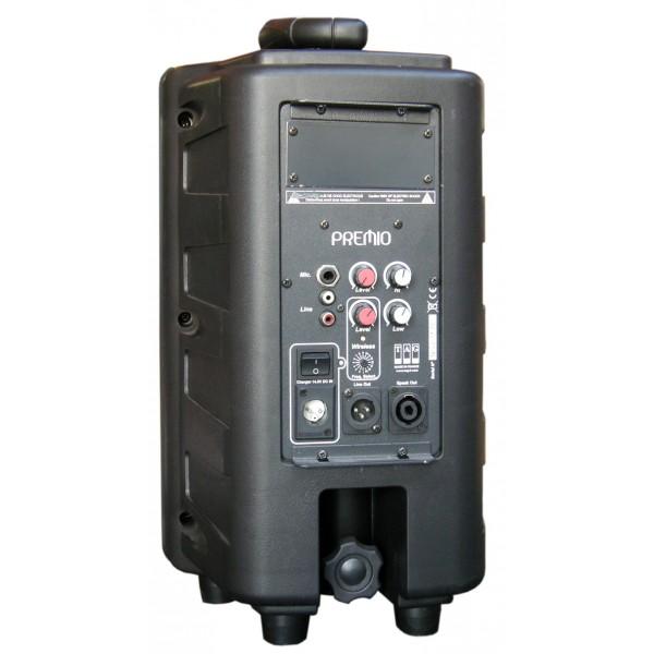 Enceintes amplifié portative TAG PREMIO-340
