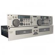 OMNITRONIS : CDP 460 – Double Lecteur CD DJ-356