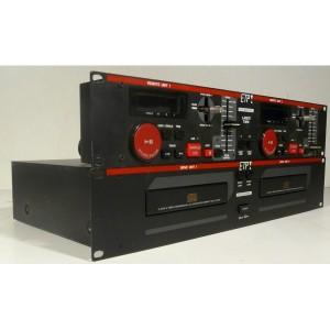ETP : lecteur DJ double lecteur CD + télécommande-364
