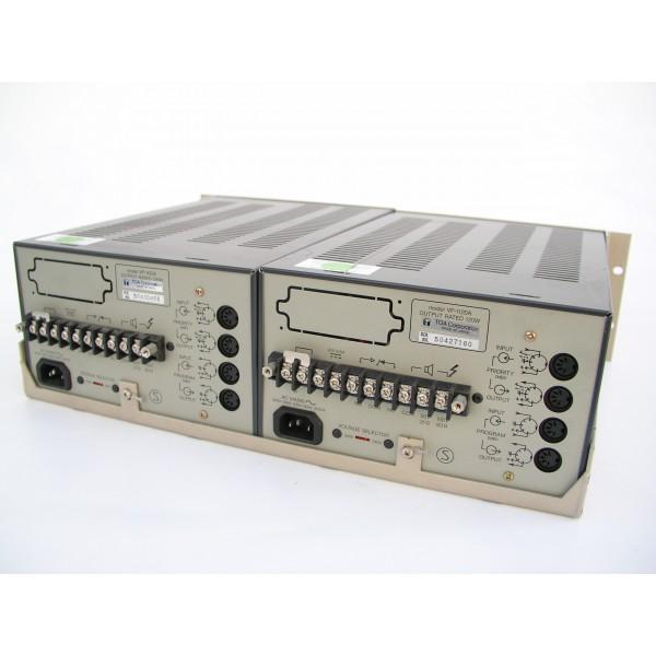 TOA : VP1120A – Ampli Public Adress 60 W-440