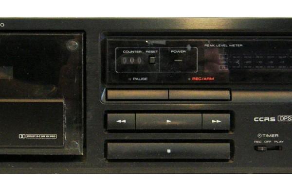 KENWOOD : KX2020 – Lecteur enregistreur K7-549