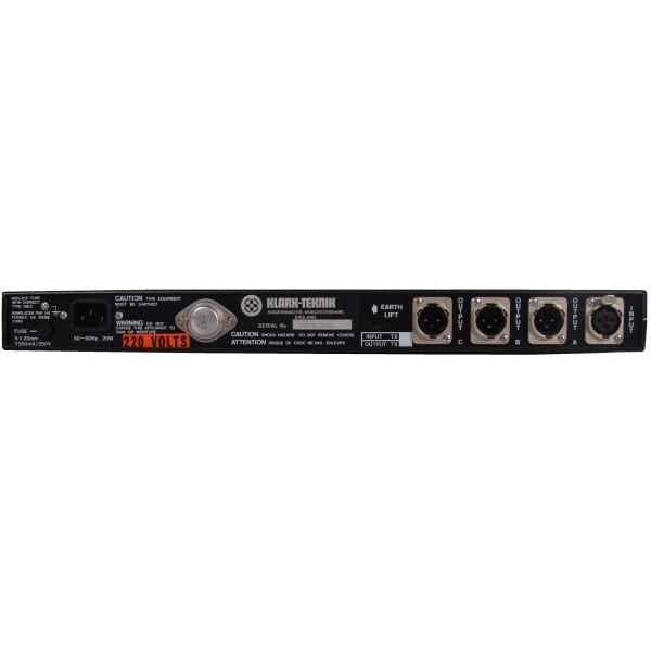 KLARK : DN716 – Délay numérique mono 3 sorties -436