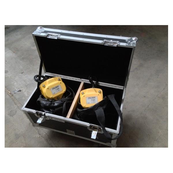 PULL-MAN : PT622/1000 – 2 Palans mécaniques 1000Kg + Flight-538