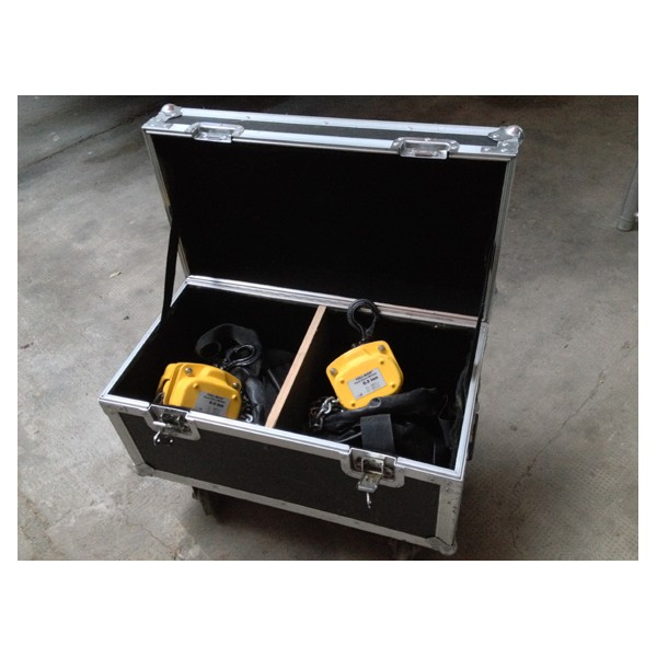 PULL-MAN : PMT622/500 – 2 Palans mécaniques 500Kg + Flight-540