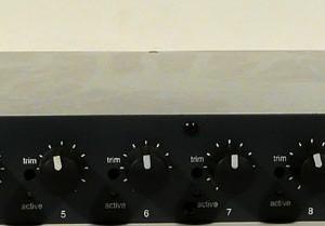 BIAMP : AVANTAGE AUTO 1 - Mixer automatique-576
