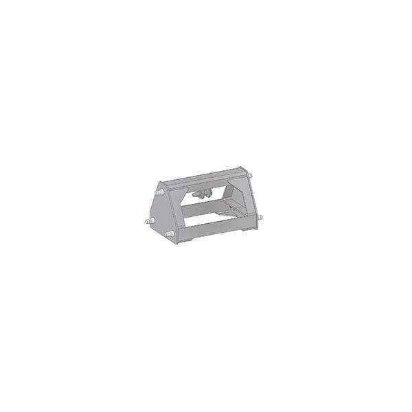ASD : SXPAL – Support moteur Alu triangulaire 290-623